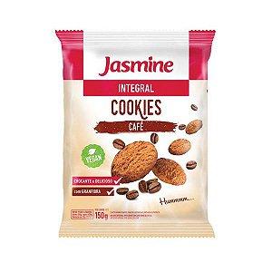 Cookies Integrais Café Jasmine