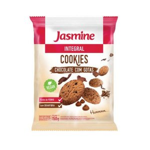 Cookies Integral Chocolate com Gotas