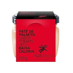 Patê de Palmito sabor Tomate Seco
