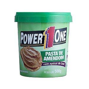 Pasta de Amendoim com Açúcar de Coco