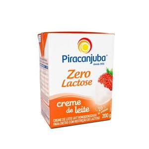 Creme de Leite Zero Lactose Piracanjuba