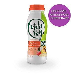 Iogurte Light Coco com Mamão 450g