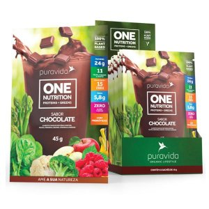 One Nutrition Chocolate Pura Vida