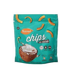 Chips de Coco Flormel 20g