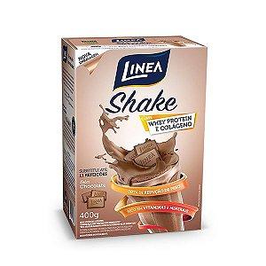 Shake sabor Chocolate Linea