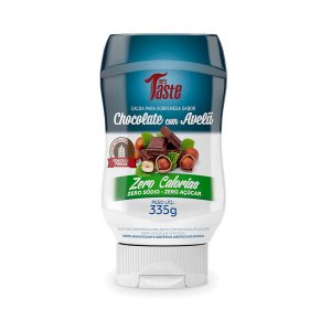 Calda Chocolate com Avelã Zero Calorias