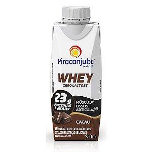 Whey Zero Lactose Cacau