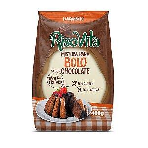 Mistura para Bolo de Chocolate Sem Glúten Risovita