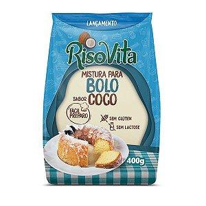 Mistura para Bolo de Coco Sem Glúten Risovita