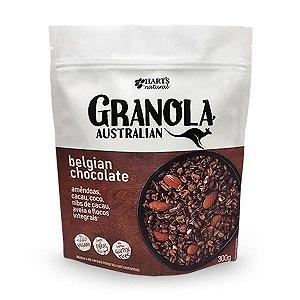 Granola Vegana Chocolate Belga Hart's
