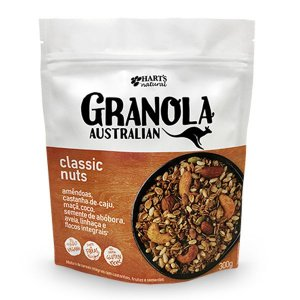 Granola Vegana Classic Nuts 300g Hart's