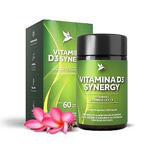 Vitamina D3 Synergy Pura Vida