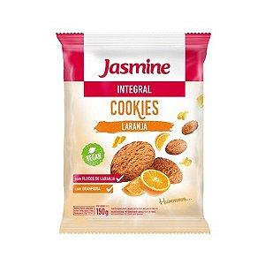Cookies Integrais Vegano Laranja Jasmine