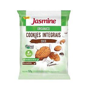 Cookies Orgânico Coco Jasmine