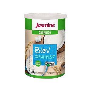 BioV Pó Arroz + Coco e Cálcio Jasmine