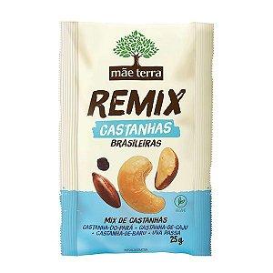 Remix Castanhas Brasileiras Mãe Terra