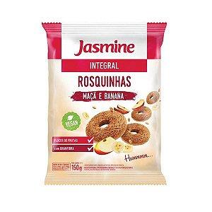 Rosquinha Integral Banana e Maçã Jasmine