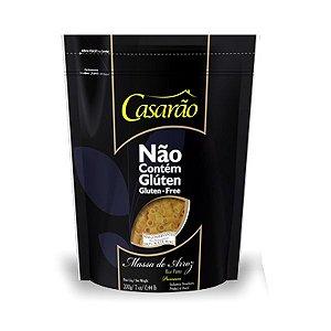 Massa Conchiglie Premium Sem Glúten Casarão 200g