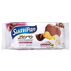 Bolo Mesclado Zero Adição de Açúcar Suavipan