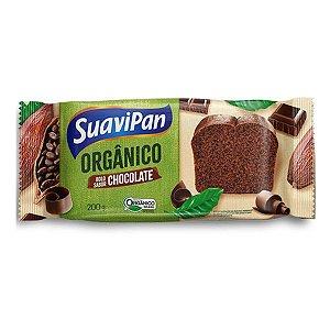 Bolo Orgânico de Chocolate Suavipan