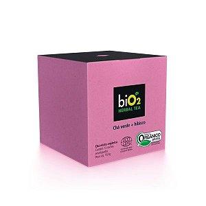 Chá Verde Orgânico com Hibisco biO2
