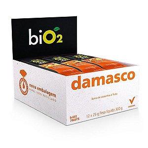 Barra 7 Castanhas + Damasco Bio2  - Caixa 12 unidades