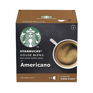 Café Americano Starbucks Dolce Gusto