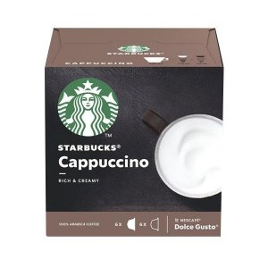 Café Cappuccino Starbucks Dolce Gusto