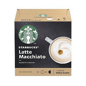 Café Latte Macchiato Starbucks Dolce Gusto