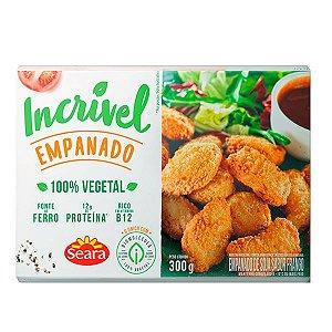 Empanado 100% Vegetal sabor Frango Incrível Seara