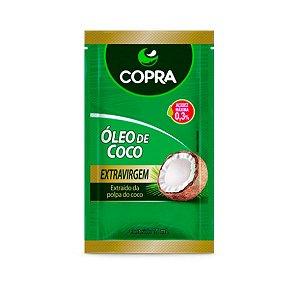 Óleo de Coco Extra Virgem Sachê 15ml
