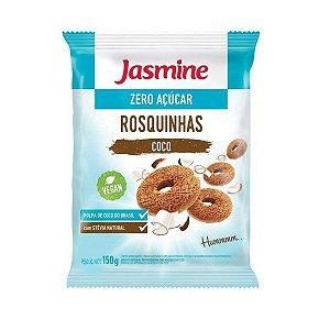 Rosquinha Coco Zero Açúcar Jasmine