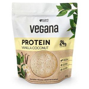 Proteína Vegana Vanilla Coconut Hart's