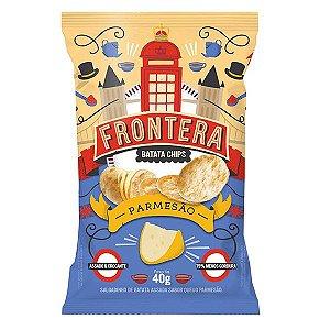 Batata Chips sabor Parmesão Frontera 40g