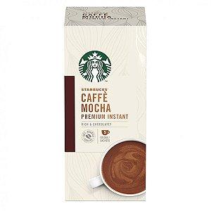Café em sachês Caffé Mocha Starbucks