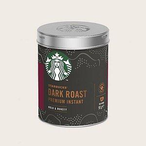 Café Instantâneo Dark Roast Starbucks