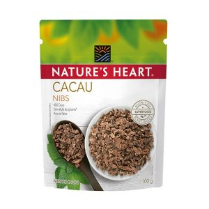 Cacau Nibs Nature's Heart