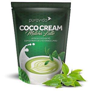 Coco Cream Matchá Latte Pura Vida