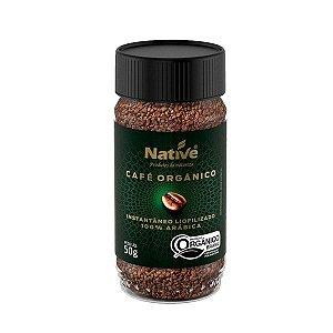 Café Orgânico Liofilizado Native 30g