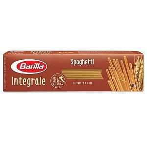 Massa Spaghetti Integral Barilla 500g