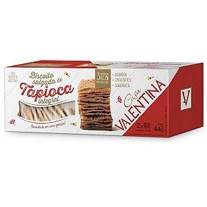 Biscoito Salgado de Tapioca Casa Valentina