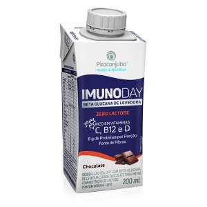 ImunoDay sabor Chocolate Zero Lactose