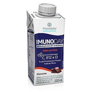 ImunoDay sabor Chocolate Zero Lactose