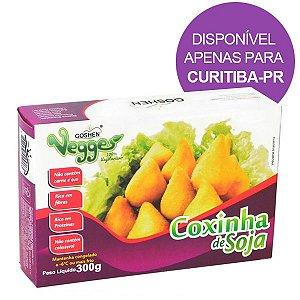Coxinha Vegana de Soja Goshen