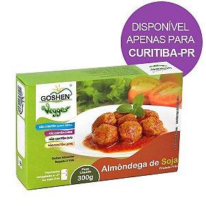 Almôndega Vegana de Soja Goshen