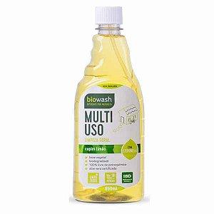 Multi Uso Capim Limão Refil Biowash 650ml