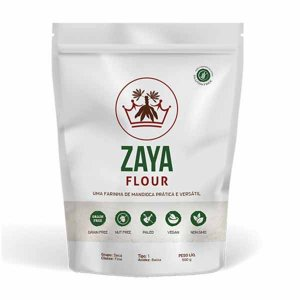Farinha de Mandioca (Tipo 1) Zaya Flour 500g