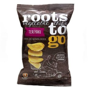 Batata Chips Teriyaki Roots To Go