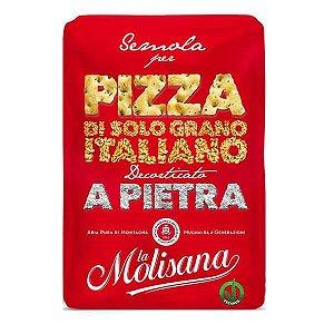 Sêmola de Trigo Grano Duro Para Pizza