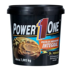 Pasta de Amendoim Integral PowerOne